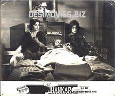 Jhankar (1970s) Lobby Card Still