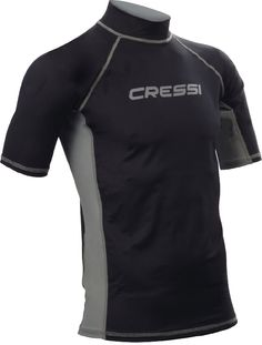 Rash Guard by Cressi, available in various size for men, women and children.