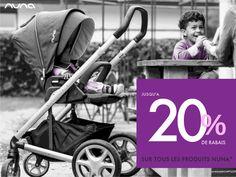 Épargnez ➊➎% sur tous les produits Nuna comme parcs, sièges d'auto, accessoires et épargnez ➋⓿% sur tous les systèmes de voyage Nuna! Parcs, Comme, Baby Strollers, Children, Products, Travel, Accessories, Baby Prams, Young Children