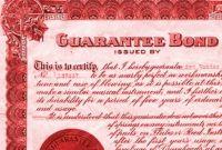 Corporate Bond Certificate Template (12) Templates Example In Corporate Bond Certificate Template Us Bonds, Corporate Bonds, Certificate Templates