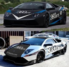 gRV™ Sponsor 360 Jets trying to decide which wrap to go with.