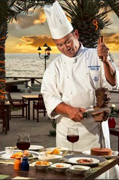 Relish finger-licking food and experience 'Live Cooking' at Maarid in the Resort & Spa. Ras Al Khaimah, Resort Spa, Hotels And Resorts, Uae, Restaurants, Finger, Cooking, Travel, Food