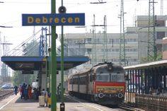 MÁV MDmot 3028 local train from Debrecen to Füzesabony: Photo: Gerd Hahn