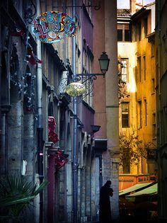Vieux Lyon, Lyon 5eme