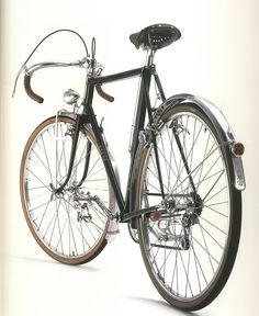 #rené herse #bicycles #randonneur #handmade    this is a true work of art!   René Herse Concours de Machines1947