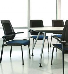 The Bodyflex Visitor Chair is an easy choice, whether in your office, the meeting room or breakout area, keep it simple-strong and comfortable.   It is comfortable for extended seating periods, and comes with a range of frame options, cantilever frame, 4 leg frame with castors or 4 leg frame with glides.
