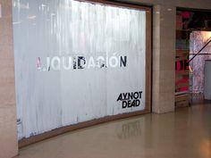 Aynotdead sale window