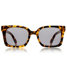 Praise Keeper Crazy Tortoiseshell Sunglasses