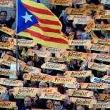 Marchan en Barcelona por libertad de independentistas catalanes - Rio Doce