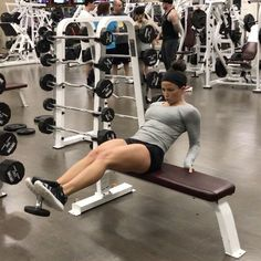"""12.1k Likes, 307 Comments - Sarah Bowmar, MBA, CPT (@sarah_bowmar) on Instagram: """"The last superset of quite possibly the hardest ab workout I've ever completed. The full workout is…"""""""