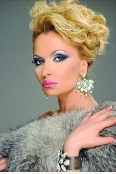 Bulgarian Girls Are Crazy About Getting Photographed By ...  |Bulgarian Hair Fashion