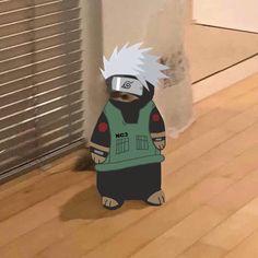 Kakashi, Otaku Anime, Anime Naruto, Anime Meme Face, Cat Icon, Cat Stands, Cat Character, Wallpaper Naruto Shippuden, Naruto Cute