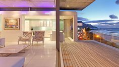 #KDVilla10 1-Bedroom Penthouse, Camps Bay, Cape Town.
