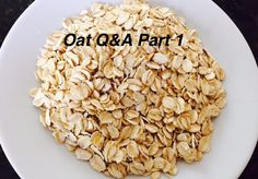 Oats produced under a gluten-free purity protocol: Listing of suppliers and manufacturers Gluten Free Diet, Gluten Free Recipes, Dairy Free, Rye Grain, Food Test, Free Food, Health Tips, Eat, Accent Wallpaper