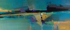 """Northshore"", Michael McKee, pastel artist with unique style"