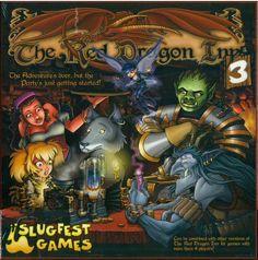 Brætspil - Red Dragon Inn 3