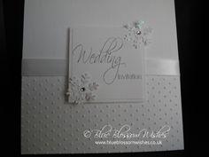 Wedding invitation - Christmas