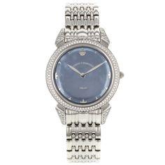 Cuervo Y Sobrinos Historiador 3112.BMA-SP Original Diamonds Watch
