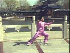 Tai chi (Tàijíquán) Simplified 24-form