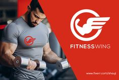 Looking for a professional quality modern logo for gym athlete, fitness brand, fitness clothing brand, and fitness products logo   My design style normally revolves around the company name, it's service and client requirements. and the results are professional, clean and creative. I have more than seven years of experience in logo and branding. #fitnesslogo #gymlogo #sportslogo #clothinglogo #logodesign #businesslogo #uniquelogo #modernlogo #creativelogo #minimallogo #athletelogo…