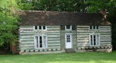 Ulysses S. Grant's Cabin at Grant's Farm!! - Picture of Grant's ...