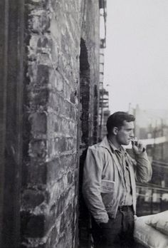 """Jack Kerouac: """"And the story of love is a long sad tale ending in graves."""""""
