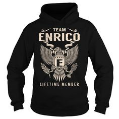 Team ENRICO Lifetime Member - Last Name, Surname T-Shirt