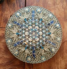 Orgonite Generator Disc  Model Angelus Michael by NeoShamanism, £333.00