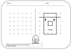 Entrenamiento visual, lateralidad y ubicación espacial para infantil y primaria -Orientacion Andujar