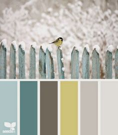 Inspiratiebeeld Colours and Textures/Kleuren en Texturen