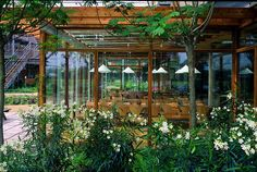 winter garden architecture - Google Search