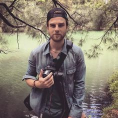 (Nathaniel Buzolic) Find where your heart feels at home, Go on an adventure…