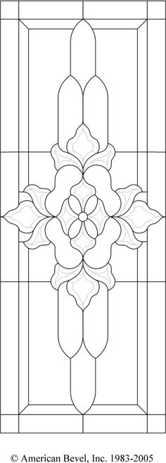 American Bevel – Stained glass, bevel glass clusters, stained glass software, be… - Cool Glass Art Designs Faux Stained Glass, Stained Glass Designs, Stained Glass Panels, Stained Glass Projects, Stained Glass Patterns, Glass Painting Designs, Paint Designs, Beveled Glass, Mosaic Glass