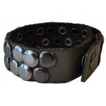 Cowboysbag Bracelet Studs Light Grey