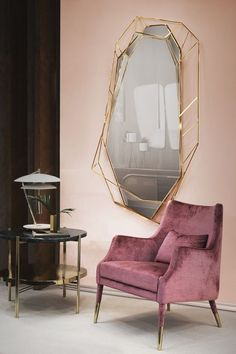 Mirrors – Home Decor : 100+ Most Expensive Decorating Ideas That Are Pure Gold ➤ To see more news about The Most Expensive Homes around the world visit us at www.themostexpens… #mostexpensive #mostexpensivehomes #themostexpensivehomes The Most Expensive Homes KOKET Love Happens Boca do...