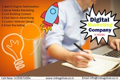 Affordable SEO Services in Noida at Indiagolive, Digital Marketing Service Provider. We offer local, national & global Search Engine Optimization as well as PPC and SMO for best ranking, traffic, branding and sales. Best Seo Services, Digital Marketing Services, Email Marketing, Social Media Marketing, Search Advertising, Custom Website Design, Search Engine Optimization, India, Big
