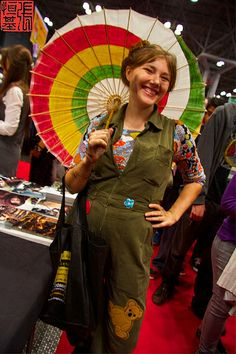 Kaylee from Firefly | NYCC 2013