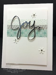 CCMC Holiday Collection Blog Hop Week 3 by pdncurrier - Cards and Paper Crafts at Splitcoaststampers