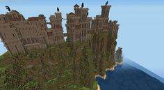 minecraft medieval tower - Google Search