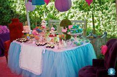 Decor Alice in wonderland party