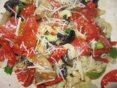 Italian Pasta Salad--this was soooooo good!