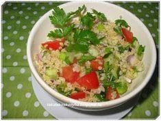 Takarékos konyha: Tabulé / tabulé saláta - LVK.5.fordulójára!