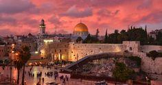 """Video con sonido de """"trompetas"""" se escucha en la ciudad Santa de Jerusalén – Mundo Cristiano"""