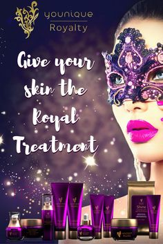 Your skin deserves the royal treatment. Nurture and protect your skin around the clock. Pamper yourself with products that will help your skin feel beautiful.