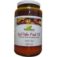 New Roots Red Palm Fruit Oil - Cholesterol Support - Health Conditions | Body Energy Club Supplements