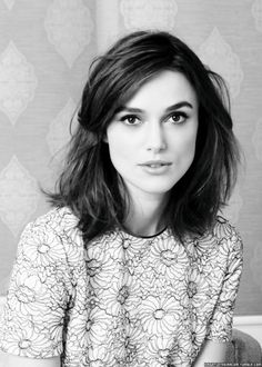 Keira Knightley is so beautiful! #idol #iconic #star #celebrity #people #gal