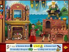 I Spy Jr: Puppet Playhouse