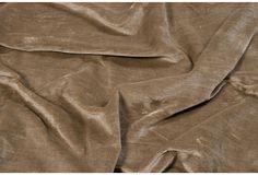 100% linen, back is 55% linen, 45% cotton; sumptuous.