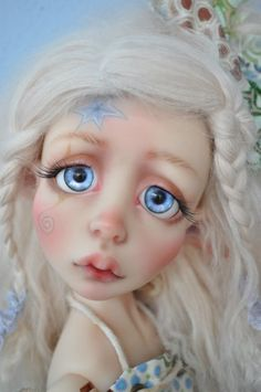 Очень редкая Lou от Nefer Kane c мейком Sally Chandler. Филер. / Шарнирные куклы BJD / Шопик. Продать купить куклу / Бэйбики. Куклы фото. Одежда для кукол