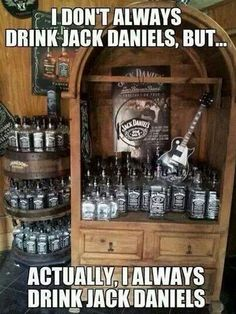 Jack Daniels best drink ever